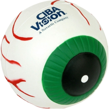 Eye Ball Promo Stress Ball