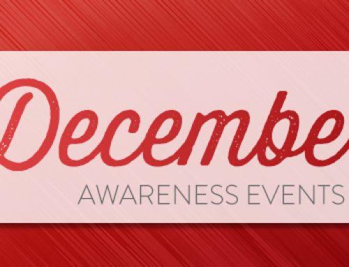 Awareness Events in December