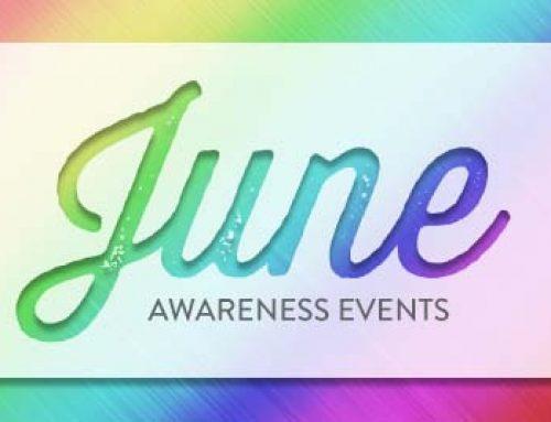 Awareness Events in June