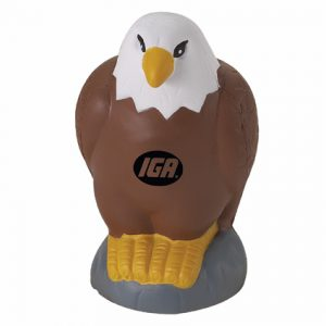 bald eagle stress ball