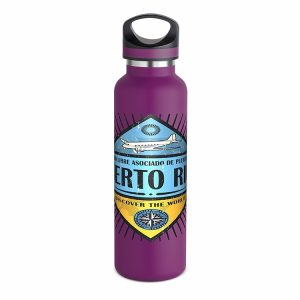Our Full Color Basecamp Tundra Custom Water Bottle