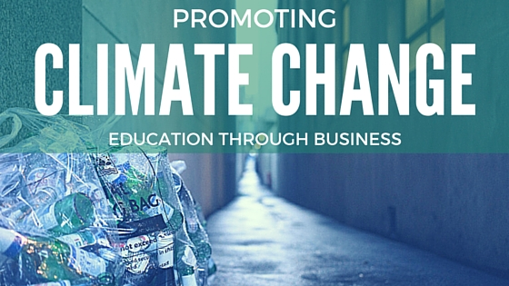 climate change and business