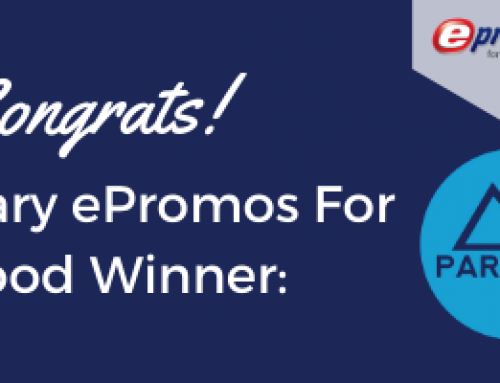 February ePromos for Good Winner: Paradox Sports