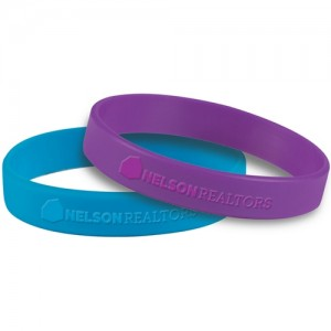 Promote awareness wherever your ambassadors go with awareness bracelets