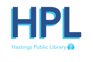 Hastings public library Logo