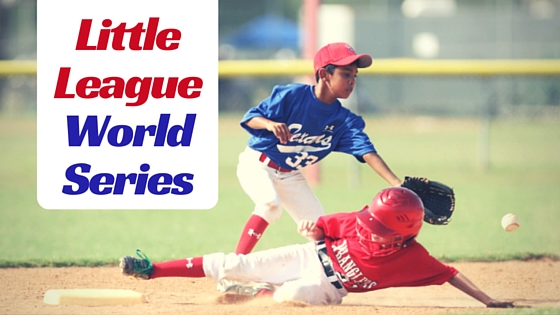 little league world series promotions