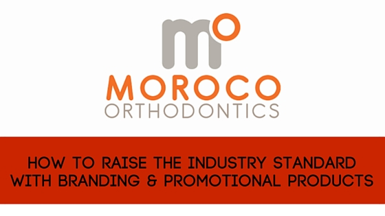 mo on how to raise industry standard with branding and promo products