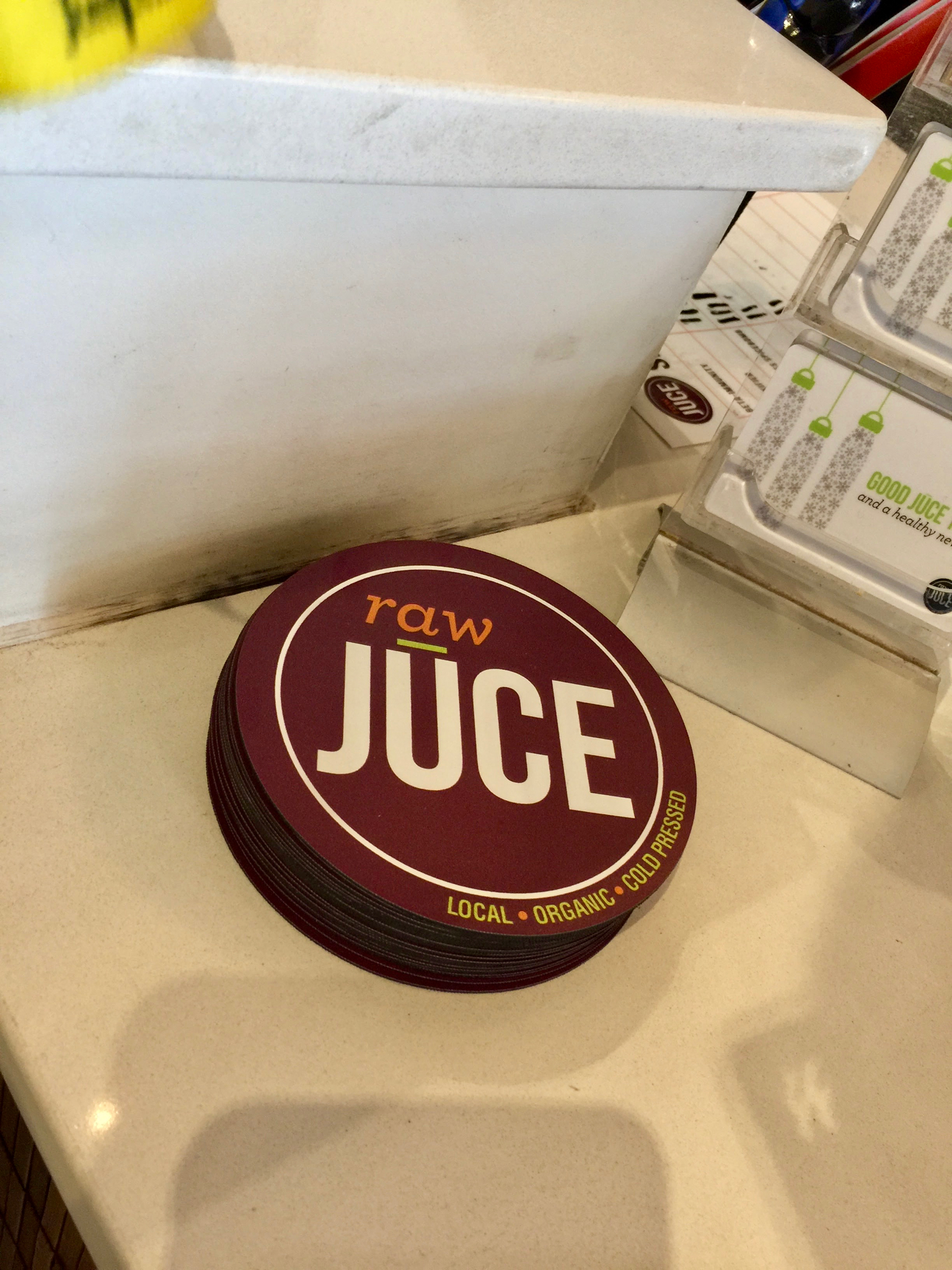 Raw Juce Magnets By The Register
