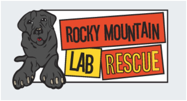 Rocky Mountain Lab Rescue logo