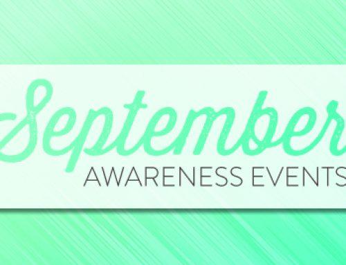 Awareness Events in September