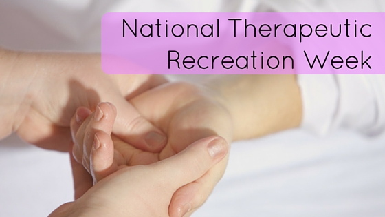 National Therapeutic Recreation Week