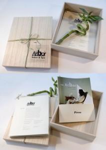 arbor salon & spa press kit