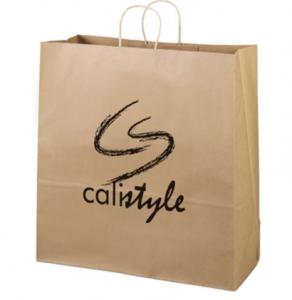 branded gift bag