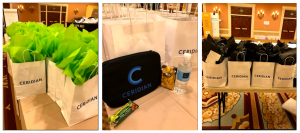 Ceridian Welcome Bags