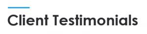 ePromos Client Testimonials