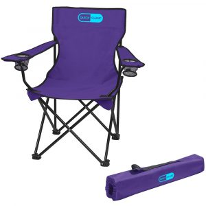 Folding Custom Chair With Case