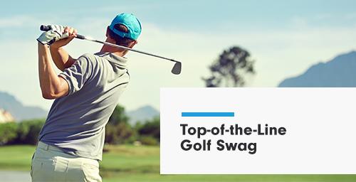 promotional golf gear