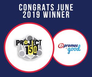 Project 150 June Winner