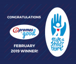 Save A Child's Heart is our Feburary 2019 ePromos for Good Winner