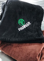 embroidery on promotional products