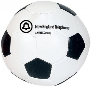 branded soccer ball toy