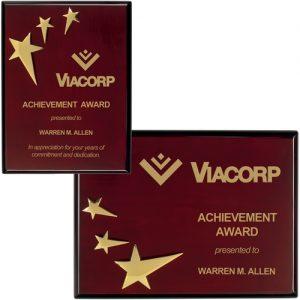 maroon custom awards