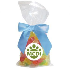 branded gummy bears