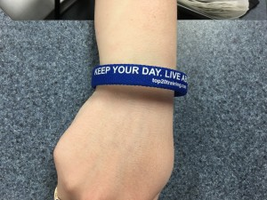 wacosa awareness bracelet